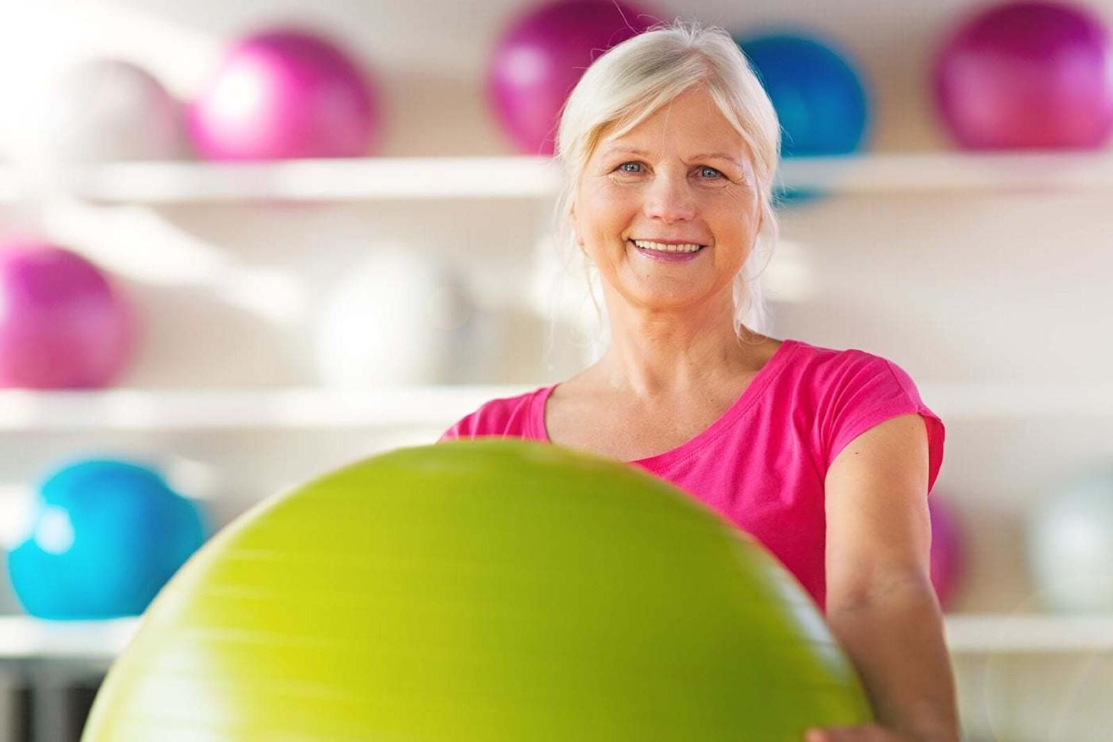 Körper und Gesundheit im Einklang. LadyFit Bamberg - Fitness für Frauen.