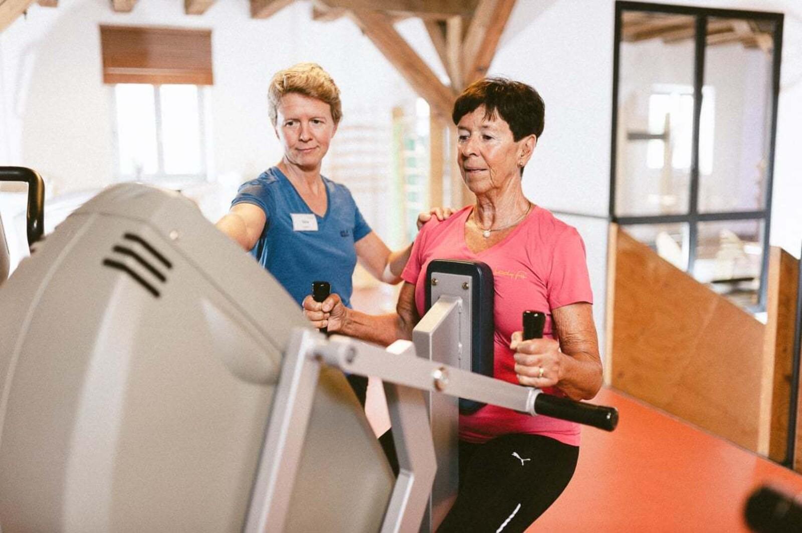 Personal Training für Frauen. LadyFit - Gesundheit für Frauen und Fitness für Frauen in Bamberg