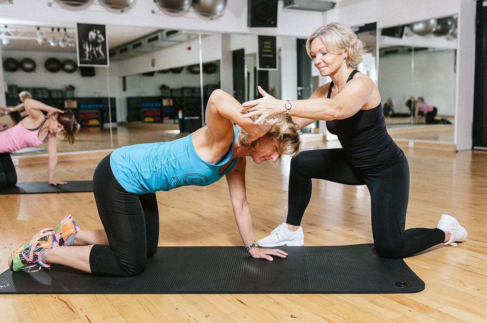 Gezieltes Rückentraining im LadyFit Bamberg. So stärkst du deine Rückenmuskulatur.